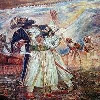 Afjal Khan Vadha
