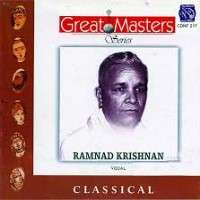 Masters Series Ramnadkrishnan