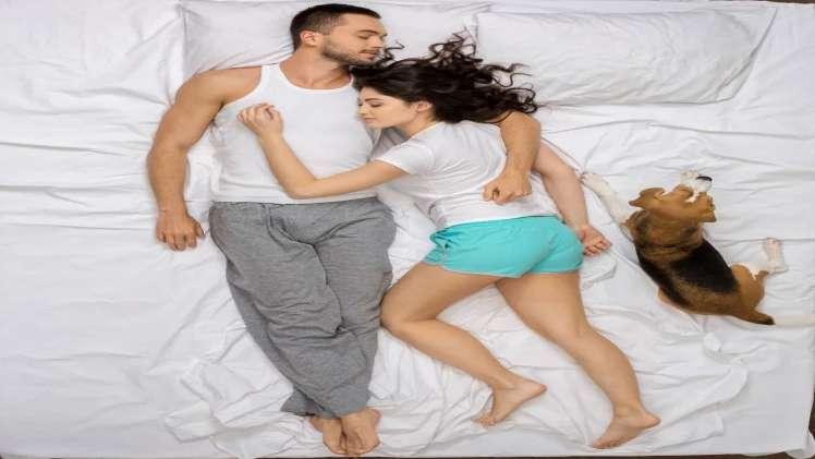 Different ways to cuddle